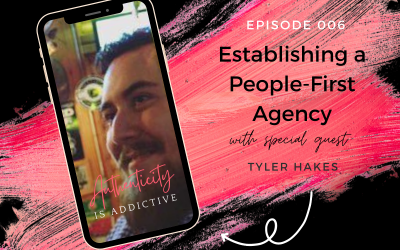 AIA 006: Tyler Hakes: Establishing a People-First Agency